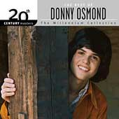 Donny Osmond - The Millennium Collection