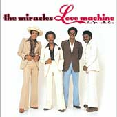 The Miracles - Love Machine: The 70's Collection