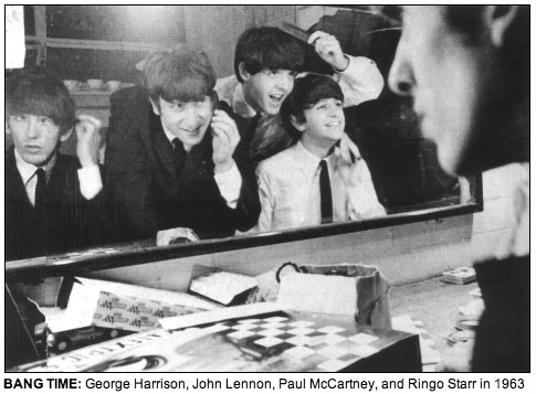 The Beatles in 1963'