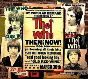 The Who - Then & Now
