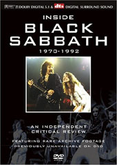 Inside Black Sabbath 1970-1992