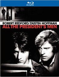 'All the President's Men' Blu-ray