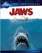 Jaws 100th Anniversary Edition Blu-ray