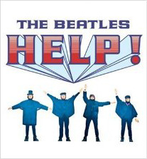 'Help!' - The Beatles - Blue-ray