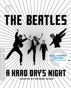 'A Hard Day's Night' - The Beatles - Criterion edition