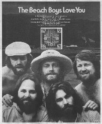 The Beach Boys - The Beach Boys Love You