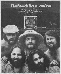 The Beach Boys - The Beach Boys Love You