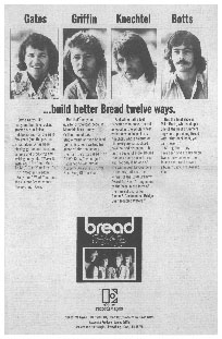 Bread - Baby I'm A-Want You