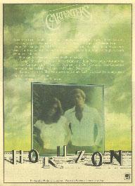 Carpenters - Horizon
