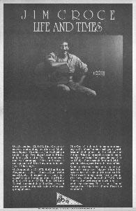 Jim Croce - Life And Times