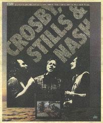 Crosby, Stills and Nash - CSN