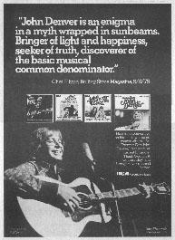 John Denver - An Evening With John Denver