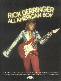 Rick Derringer - All-American Boy