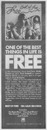 Free - Best of Free