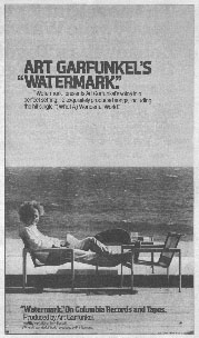 Art Garfunkel - Watermark