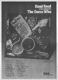The Guess Who - Road Food
