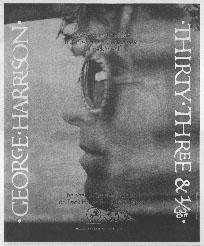 George Harrison - Thirty-Three and One-Third