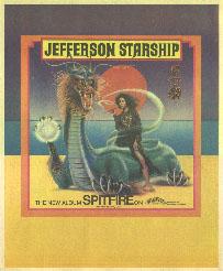 Jefferson Starship - Spitfire
