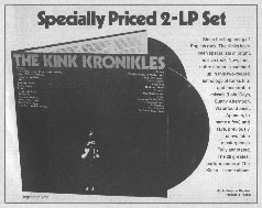 The Kinks - The Kink Kronikles
