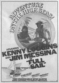 Loggins and Messina - Full Sail