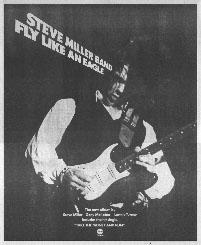 The Steve Miller Band - Fly Like An Eagle