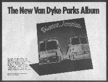 Van Dyke Parks - Discover America