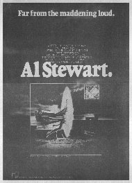 Al Stewart - Past, Present and Future