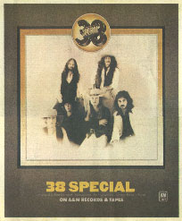 38 Special - 38 Special