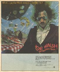 Joe Walsh - But Seriously, Folks...