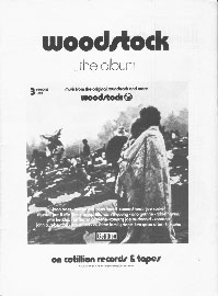 Woodstock - Soundtrack