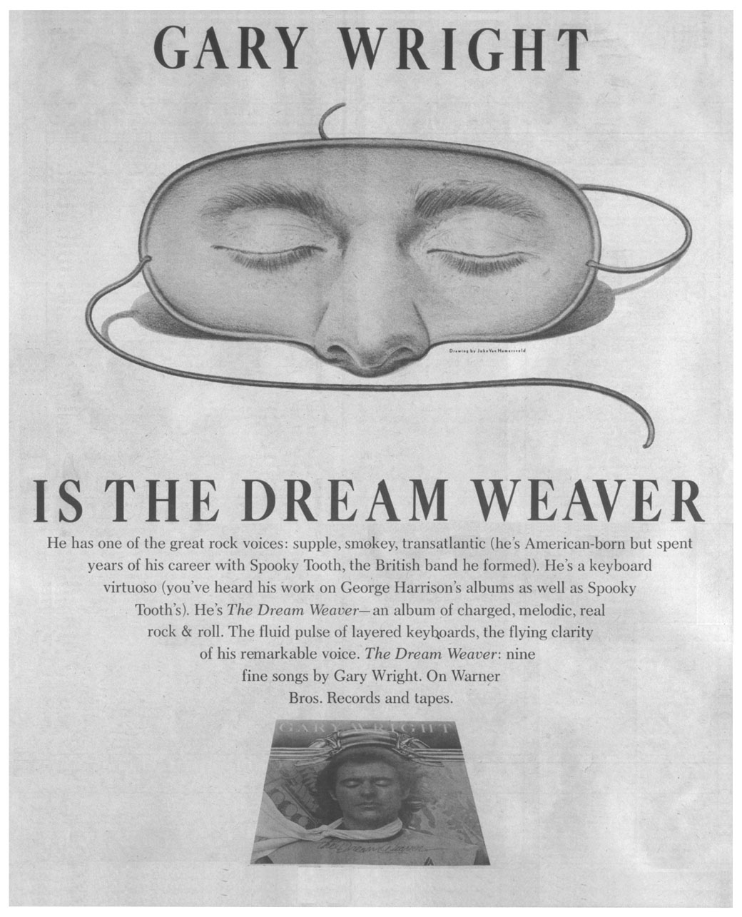 dream weaver wright gary