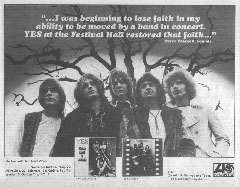 Yes - The Yes Album