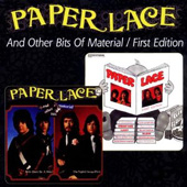 'And Other Bits of Material'-'First Edition' - Paper Lace
