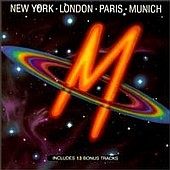 New York Paris London Munich
